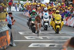Tour de france 2010 les rousses (bonj39) Tags: france les de tour jura 2010 rousses