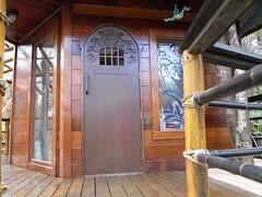 treehouse front door