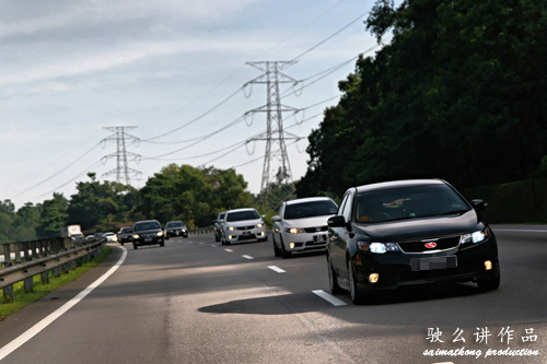 MyFORTE Club TT in Melaka (Road Trip)