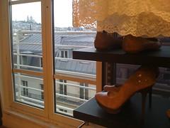 In den Galeries Lafayette, Paris