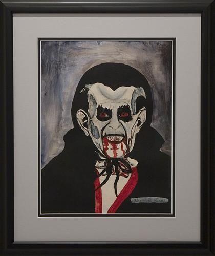 Henry Lee Lucas Drawing Henry Lee Lucas Dracula