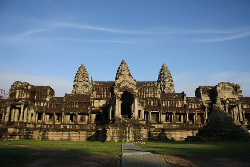 4789270512 819536b656 Ancient Angkor Wat, Cambodia's Crown Jewel