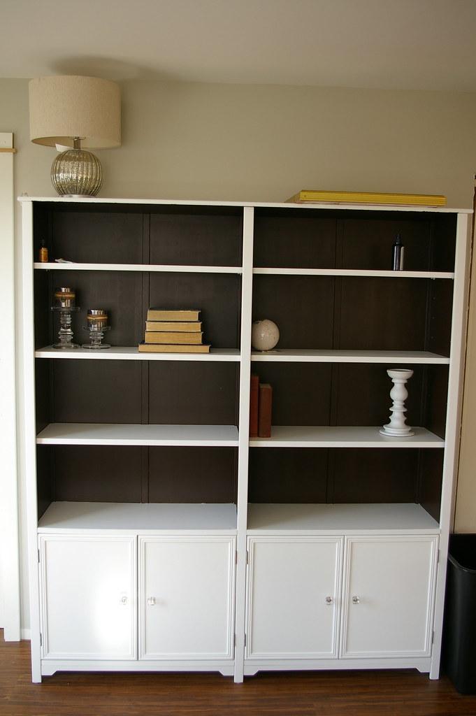 Billy Bookcase Desk: Bryn Alexandra: Easy Ikea Billy Bookcase