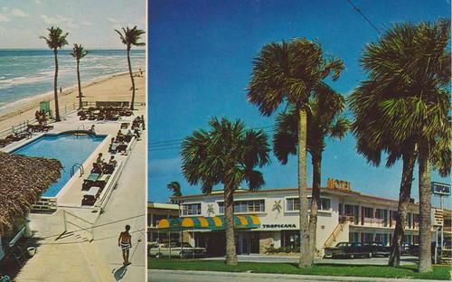 Tropicana Resort Motel - Miami Beach, Florida