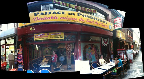 Passage du pondichery pano