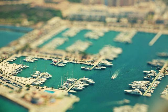 Fotografia aerea en Murcia