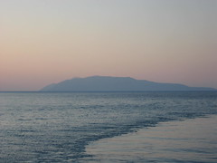 Ionian Sea (Nomis.) Tags: ocean sunset sea island islands evening dusk hellas greece ithaca kefalonia cephallonia kefallonia ithaka ionian ionianislands cephallenia kefallinia
