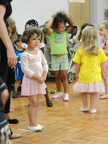Olive's dance class