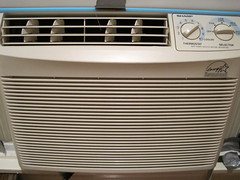 bedroom air conditioner