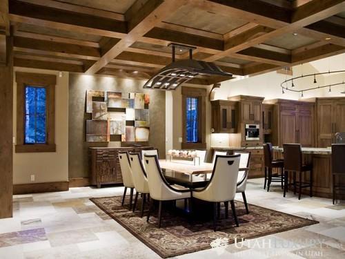 Modern Rustic Homes Interior Modern DIY Home Plans Database
