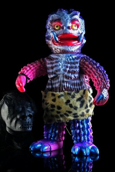 Killer J x Lamour Supreme VooDoo Sarumon
