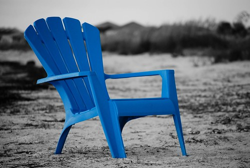 Beach Chair.