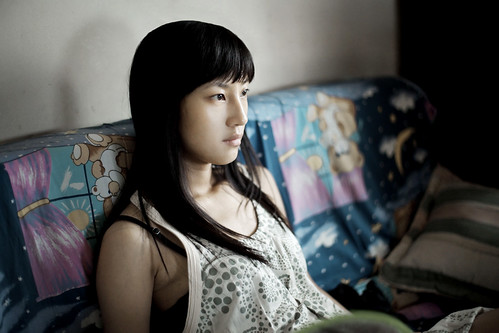 [フリー画像] 人物, 女性, アジア女性, 中国人, 201007182100