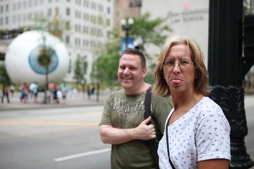 Mom, Patrick Warnecka, Chicago, Eye