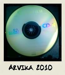 Med en cd-r kom jag lastad
