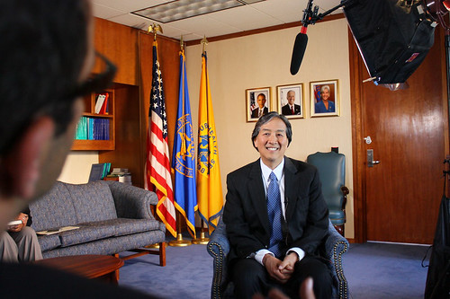 Interview with Dr. Howard Koh at HHS