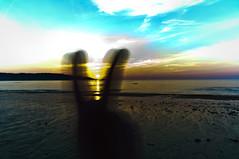 (Costasocoa) Tags: longexposure sunset sea cloud mer beach landscape mar paisaje coastline nuage paysage plage litoral euskalherria euskadi nube coucherdesoleil hendaye paysbasque puestadelsol hendaia hondarribia littoral baskcountry fontarrabie