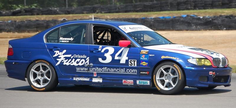 Grand-Am Continental Tire Sports Car Challenge - #34 Squeak Kennedy