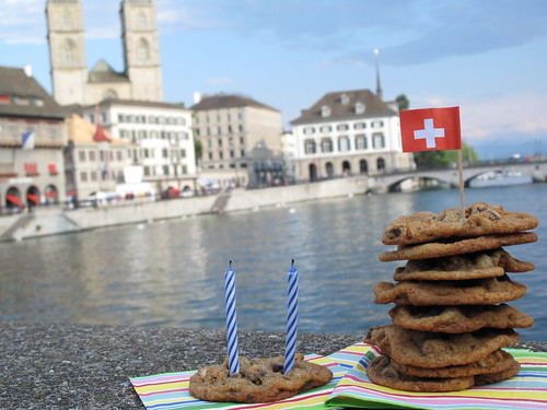 Cookies in Zürich