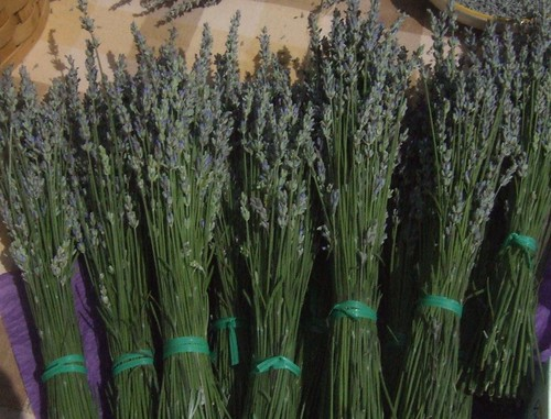Lavender Products at Cedar Park Farms to Market