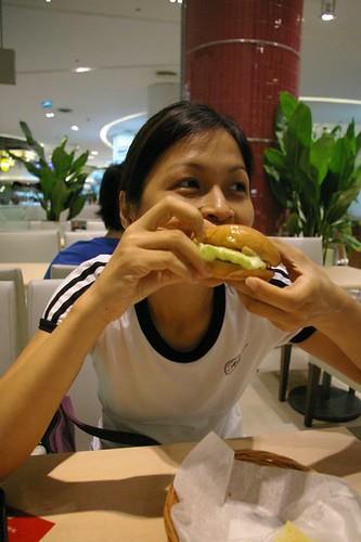 MOS burger Rebecca saw 1