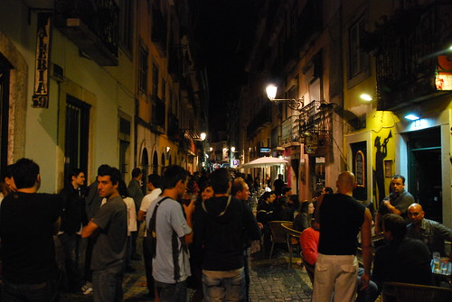 Knowing the Barrio Alto in Lisbon