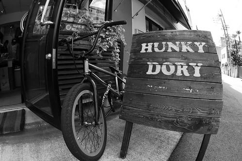HUNKY DORY nagoya
