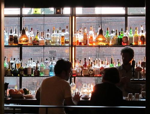 Cicchetti, Bar