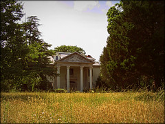 Thorne House (History Rambler) Tags: old house abandoned home architecture rural columns northcarolina vacant tinroof halifaxcounty oncewashome