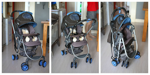 Crib & Stroller Delivery