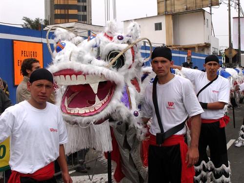Dragon del Corso Wong