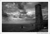 Stormy Sky 2 (Gianluca Longu) Tags: life sardegna sea blackandwhite italy clouds canon reflex italia mare sardinia natura panoramica dettagli acqua ruderi naturalmente supershot the4elements supercontest achallengeforyou spiritofphotography dragondaggerawards canonitaliagruppoufficiale yourwonderland newgoldenseal nuvoleminaccioseallorizzonte