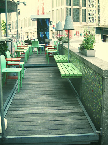 cafe in Stuttgart, Germany