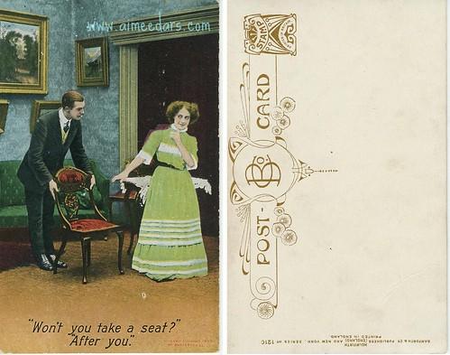 Take A Seat (1909)