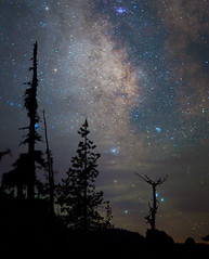 Candle Holder (Ben Canales) Tags: stars milkyway bencanales thestartrail