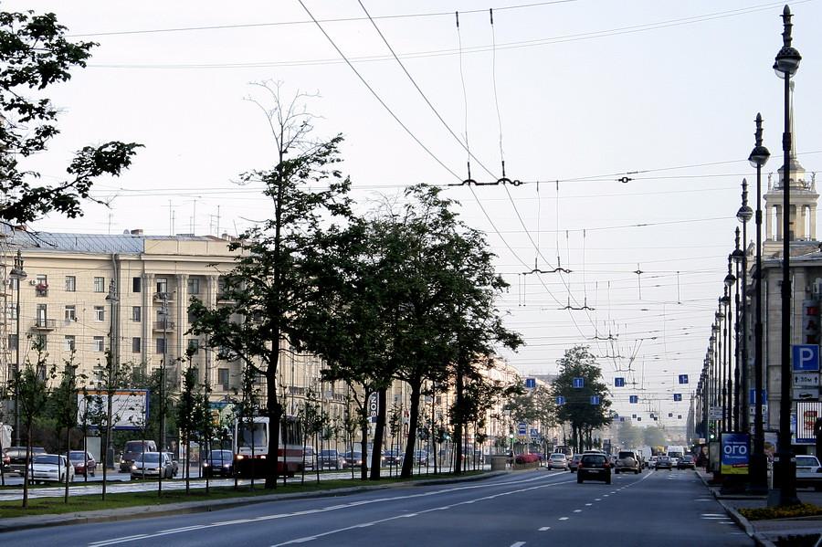 Moskovsky Ave