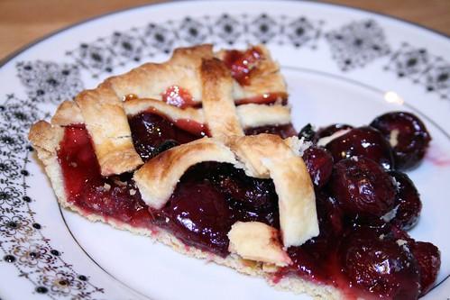 Classic Cherry Pie With Lattice Crust Recipes — Dishmaps