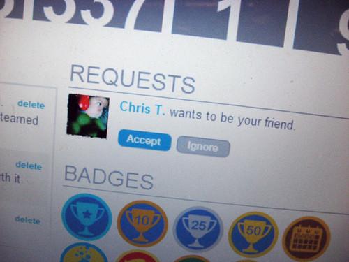 Foursquare mischief