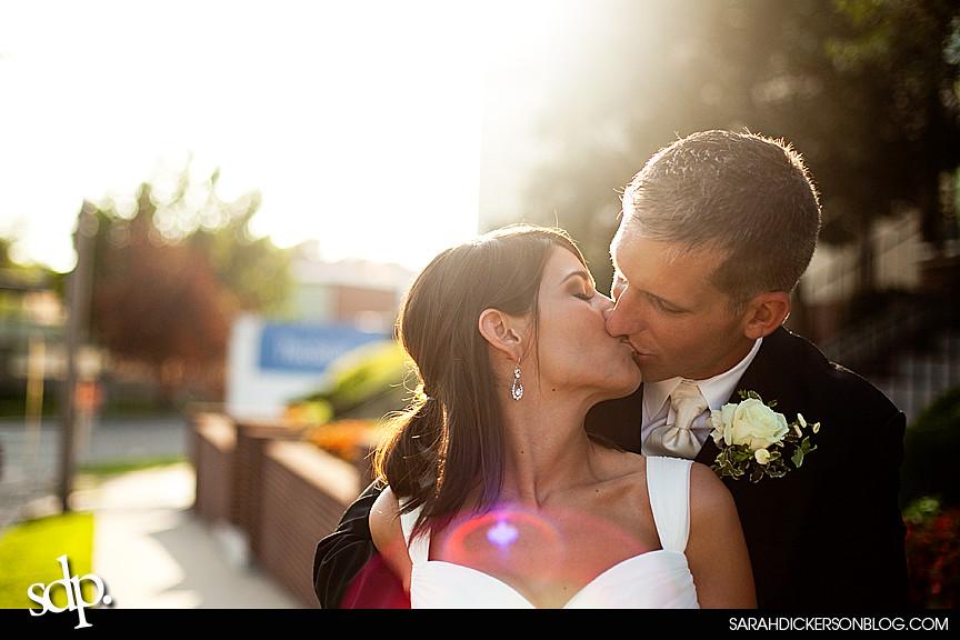 Kansas City wedding photographers, the Villas