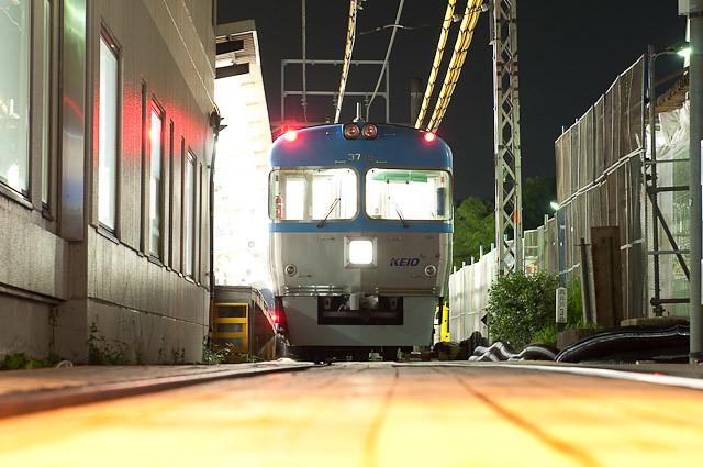 京王電鉄井の頭線3000系 3028F ATS検測