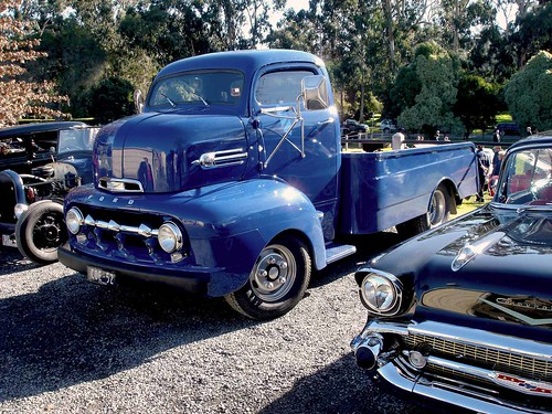 1952 Ford Cab Over Engine Truck