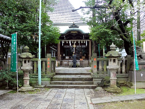 Shinto Shrine 02