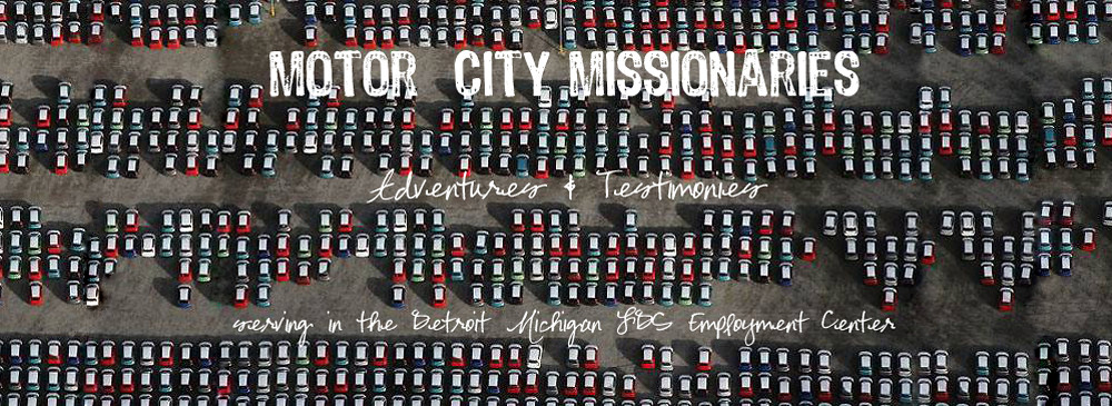 Motor City Missionaries: Adventures & Testimonies