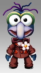 The Great Gonzo in LittleBigPlanet 2