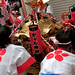 天神祭 2010 ギャル神輿