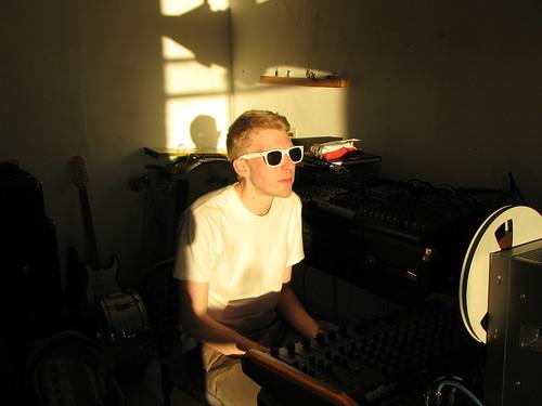 Clayton, tape operator