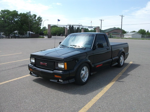 GMC Syclone by dave_7, on Flickr