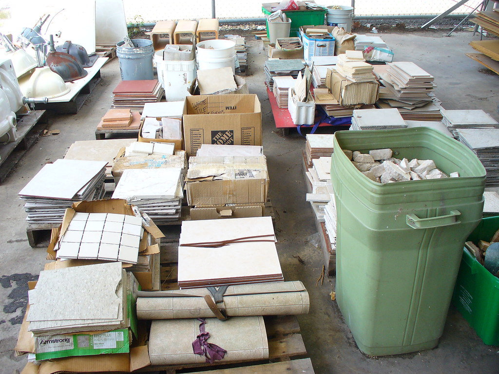 Reuse ceramic tile columbialabelsfo ceramic tile waste as a waste management dailygadgetfo Images