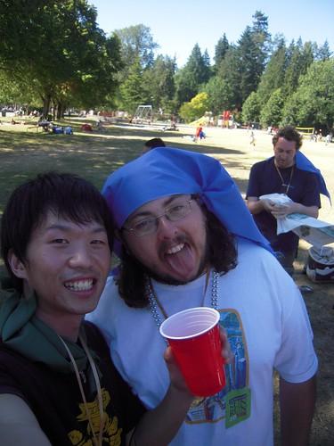 Me and Alan