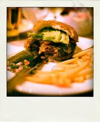 Hamburger (persicotte) Tags: new york usa statue photo taxi muse rue drapeau urbain